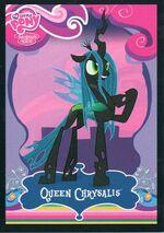 Queen Chrysalis trading card