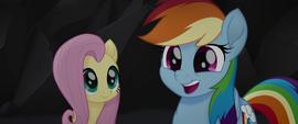 "Rainbow Dash ""that was pretty great"" MLPTM"