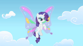 Rarity's wings S01E16