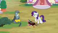 "Rarity ""my acts of utter selfishness!"" S9E19"