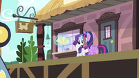 Rarity 'for joining me, Twilight' S4E13