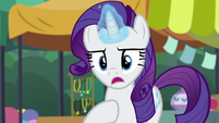 Rarity wants to help Pinkie Pie S6E3