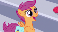 Scootaloo -and she earned it!- S7E7