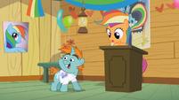 Snips 'the most stupendous pony' S2E08