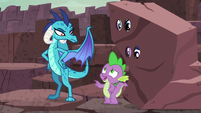 """Spike """"Another reason why I shouldn't compete"""" S6E5"""