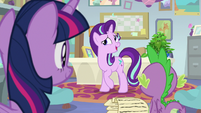 """Starlight """"I've covered for you every time"""" S9E20"""