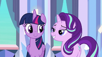 Starlight --friendship lessons can happen anywhere-- S6E16