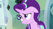 "Starlight Glimmer resigned ""fine"" S6E1"