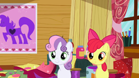 Sweetie Belle and Apple Bloom S02E17
