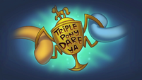 Triple Pony Dare Ya title card BGES1
