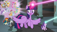 "Twilight ""the shadow won't let go of him"" S7E26"
