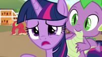 "Twilight ""you're not worried about"" S9E26"