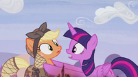 "Twilight ""you and me and all of our friends!"" S5E25"