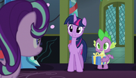 Twilight --your first Hearth's Warming Eve here-- S6E8