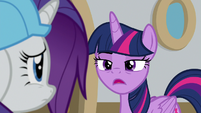 Twilight Sparkle -you could say that- S8E16