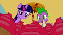 Twilight and Spike S02E03