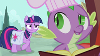 Twilight not pleased S3E11