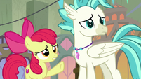 "Apple Bloom ""you can only live in one"" S8E6"