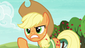 """Applejack """"we're gonna have to get serious"""" S6E18.png"""
