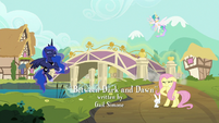 Celestia and Luna replace entire bridge S9E13