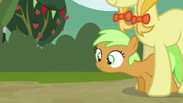 Filly with older mare S3E8