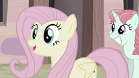 Fluttershy -you really are the nicest ponies I've ever met- S5E02