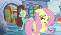 Fluttershy empathizing with her parents S6E11.png