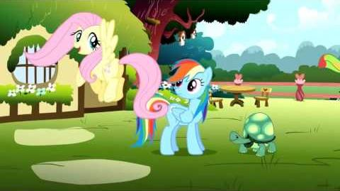MLP-FiM - Find a Pet Song - -Official Hebrew- -HD-