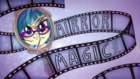 Mirror Magic title card EGS3