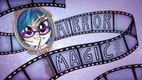 Mirror Magic title card EGS3