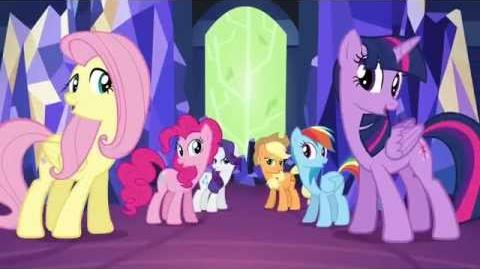 O Arco-Íris nos Lembra ~ Let the Rainbow Remind You MLP PT-BR