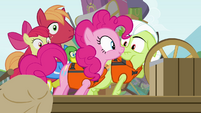Pinkie Pie -tell us more!- S4E09