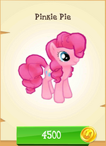 Pinkie Pie MLP Gameloft