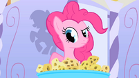 Pinkie Pie and the sponges S1E20