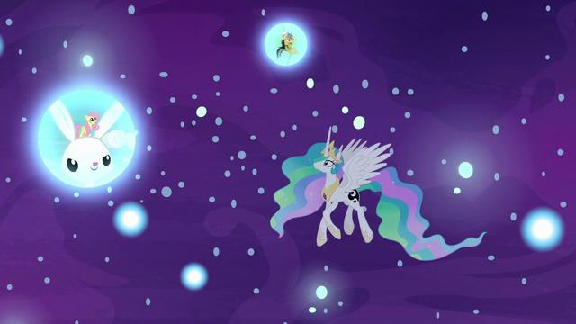 File:Princess Celestia in the realm of sleep S7E10.png