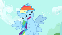 Rainbow 'Fluttershy's out' S4E11
