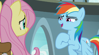 Rainbow Dash -always sends me a copy- S9E21
