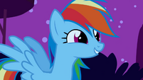 Rainbow Dash is proud of Twilight S1E06