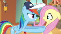 Rainbow Dash suck it up S2E22