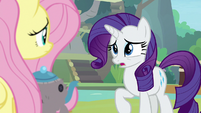 Rarity -I can't just close the shop- S8E4