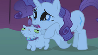 Rarity behind Opalescense S1E14