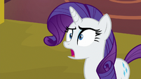 "Rarity repeats again ""the gem cave"" S9E19"