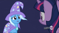 S03E05 Trixie rozmawia z Twilight
