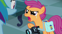 Scootaloo -I don't like what I found out!- S7E7