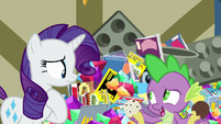 "Spike ""because I had other plans"" S9E19"