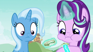 Starlight's bracelet goes off yet again S9E11