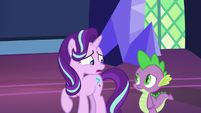 Starlight Glimmer -this whole plan seems wrong- S7E26