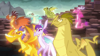 The dragons stop cheering S6E5
