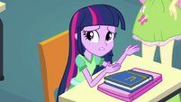 """Twilight """"didn't you ever ask"""" EG"""