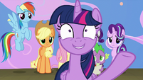 "Twilight ""there's only one thing to do!"" S8E7"